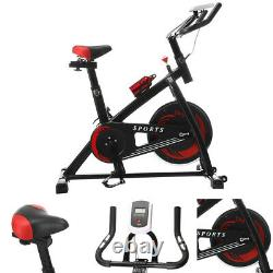 12kg Spin Exercise Bicycle Indoor Cycling Bike Home Gym Cardio Workout Training