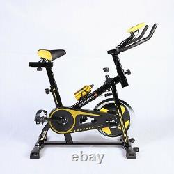 Aerobic Exercise Bike Indoor Cycle Flywheel 10KG Fitness Cardio Workout LCD