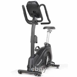 DKN EMB-600 Upright Stationary Cycle Cardio Fitness 16kg Flywheel Exercise Bike