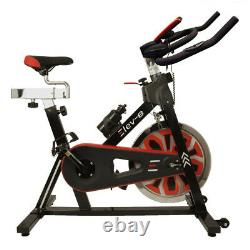 ELEV-8 Spin Home Exercise Fitness Bike Fitness Cardio Workout Machine