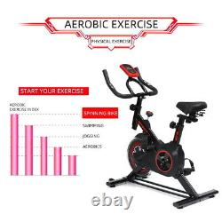 Exercise Bike Gym Bicycle Cycling Cardio Fitness Training Indoor Universal