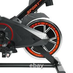 Exercise Bike Home Gym Bicycle Cycling Cardio Fitness Training Indoor