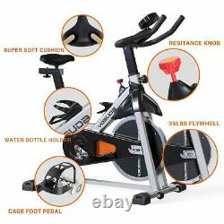 Exercise Bike Home Gym Bicycle Cycling Cardio Fitness Training Workout Indoor