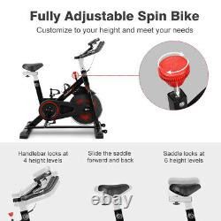 Exercise Bike Home Gym Bicycle Cycling Cardio Fitness Training Workout Machine