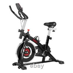 Exercise Bike Home Gym Bicycle Cycling Cardio Fitness Training Workout Machine Q