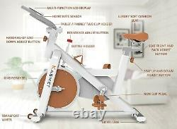 Exercise Bike Home Gym Equipment Indoor Cycling, Cardio Machine Weight Loss