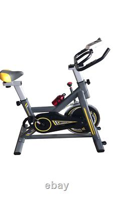 Exercise Bike Spin Sports Studio Gym Bicycle Cycle Fitness Training NEW Cardio