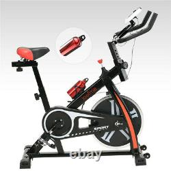 Exercise Bikes Indoor Cycling 10KG Bike Bicycle Home Gym Fitness Workout Cardio