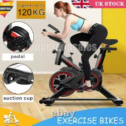 Exercise Bikes Indoor Cycling Bike Bicycle Fitness Workout Cardio Machines Home