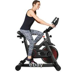 Exercise Bikes Indoor Cycling Bike Bicycle Home Fitness Workout Cardio With LCD
