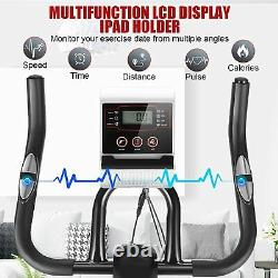 Exercise Bikes Indoor Cycling Bike Exercise Home Bicycle Fitness Workout Cardio