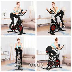 Exercise Bikes Indoor Cycling Bike Home Bicycle Fitness Workout Cardio Machine
