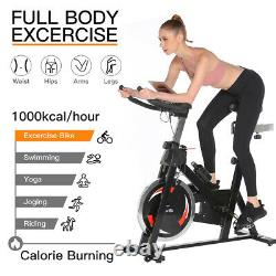 Exercise Bikes Indoor Cycling Bike Home Bicycle Fitness Workout Cardio With APP