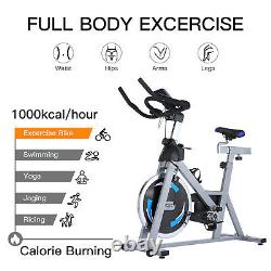 Exercise Bikes Indoor Cycling Spin Bike Bicycle Home Gym Fitness Workout Cardio