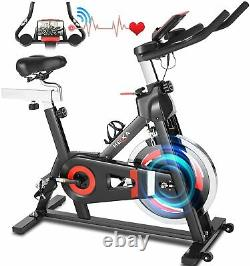 Exercise Bikes Machine Cycling Spin Bike Bicycle Home Gym Fitness Workout Cardio
