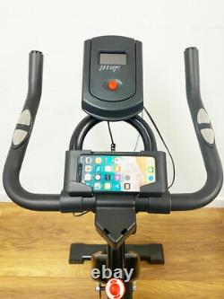 Exercise Cycle Spin Bike Indoor Fitness Gym Flywheel Cycling Home Cardio Workout