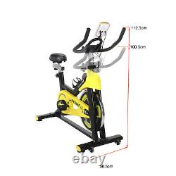 Exercise Indoor Bike Cycling Spin Workout Bike Bicycle Home Fitness Cardio