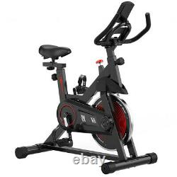 Exercise Spin Bike Home Gym Bicycle Cycling Cardio Fitness Training Indoor