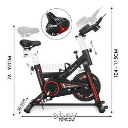 GEEMAX bluetooth 4.0 Gym Exercise Bike Cycling Indoor Training Cardio Fitness