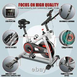 HEKA Home Gym Exercise Bike Fitness Cardio Workout Machine Indoor Training withLCD