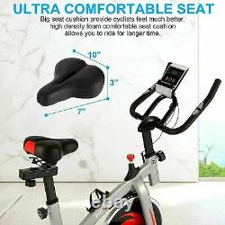 HEKA Home Indoor Gym Exercise Bike Fitness Cardio Workout Machine Training withLCD