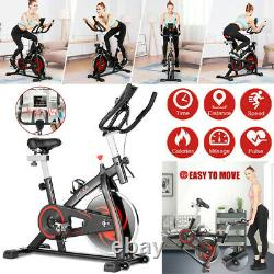 HEKA Magnetic Resistance Exercise Bike Home Gym Bicycle Fitness Workout Cardio