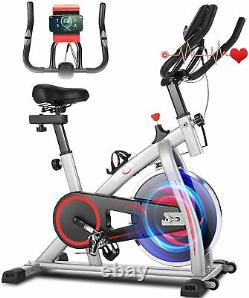HEKA Magnetic Resistance Exercise Bike Home Gym Bicycle Fitness Workout Cardio G