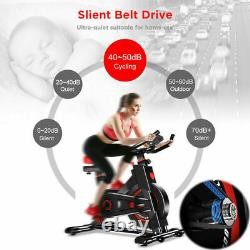 Heavy Duty Exercise Bike Cycling Cardio Gym Home Fitness Workout Indoor Machine