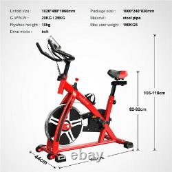 Heavy Duty Exercise Bike Cycling Cardio Gym Home Fitness Workout Machine Indoor