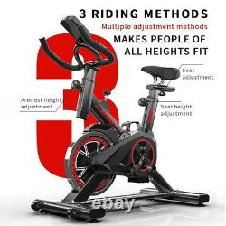 Heavy Duty Exercise Bike Fitness Cardio Workout Machine Home Gym Indoor Training