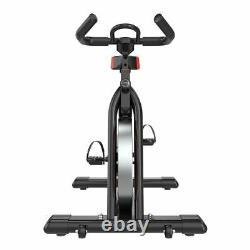 Heavy Duty Exercise Bike Upright Cycling Indoor Home Gym Cardio Silent Fitness