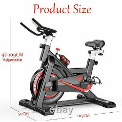 Heavy Duty Exercise Sport Bike Home & Gym Bicycle Cycling Cardio Fitness Machine