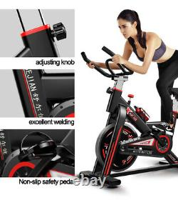 Home Exercise Spin Sport Bike Fitness Cardio Indoor Aerobic Machine GH-709 Black