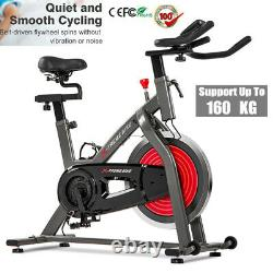 Home Exercise Spin Sport Bike Fitness Cardio Indoor Aerobic Machine Home Gym