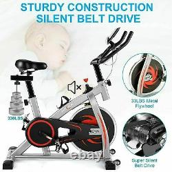 Home Gym Exercise Bike Fitness Cardio Workout Machine Indoor Training 150KGS New
