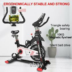 Home Gym Exercise Training Bikes Fitness Cycling Magnetic Flywheel Cycle Cardio