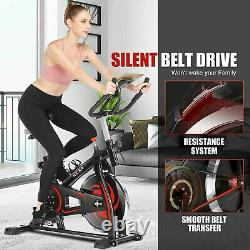 Home Gym Spin Bike Exercise Fitness Bikes Fitness Cardio Workout Machine Indoor