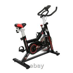 Home Spin Gym Exercise Bike Cycling Fitness Cardio Workout Machine UK Stock