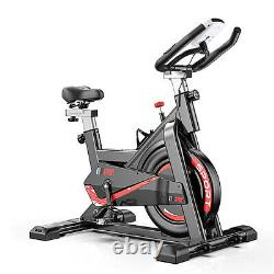 Indoor Spin Workout Machine Home Gym Exercise Bike/Cycle Trainer Fitness Cardio