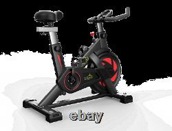 Limepeaks Fitness Indoor Exercise Cycling Bike LMP-720 (Black)