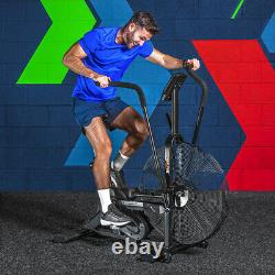 METIS FURY Exercise Bike INDOOR ASSAULT BIKE Gym/Home Cycling Cardio Fitness