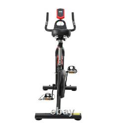 MOTIV-8 Spin Exercise Bike Fitness Weight Loss Cardio Machine Cycle inc Warranty