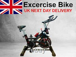 NEW Home Gym Sports Excercise Bike Indoor Cardio Fitness Workout Aerobic Cycle