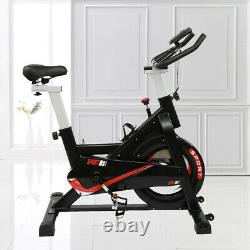 New Exercise Spin Bike Bicycle Cycling Cardio Fitness Training Workout