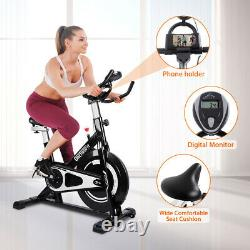OTF Exercise Spin Bike Home Gym Bicycle Cycling Cardio Fitness Training Indoor