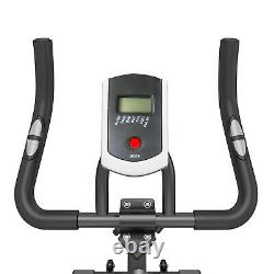 PRO 10KG FLYWHEEL Spin Exercise Bike Indoor Cycling Home Fitness Workout Cardio