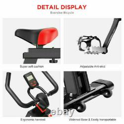Pro Cycling Indoor Exercise Bike Fitness Cardio Workout Home Up to 330LBS