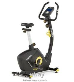 Reebok Exercise Bike GB40 Fitness Workout Cycle Resistance Home Cardio Trainer