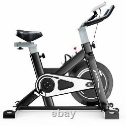 Spin Bike Home Cardio Exercise 6KGAll-inclusive Flywheel Fitness Training Indoor