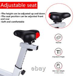 Spin Exercise Bike/Cycle Home Gym Trainer Cardio Fitness Workout Machine Indoor
